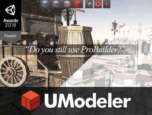 UModeler best unity assets